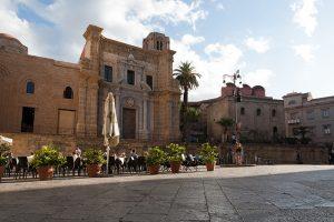 Piazza Bellini_Palermo