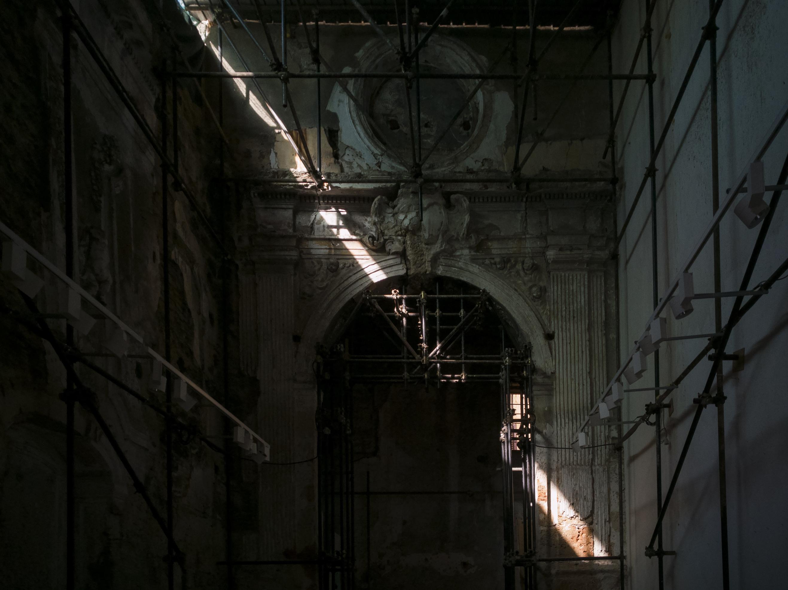 Eglise il culto della fotografia a Palermo