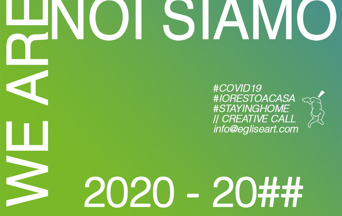 We are Noi siamo #covid19